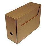 Davpack Cardboard Transfer Files