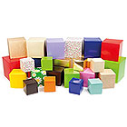SMALL GIFT BOXES - 60x60x60mm - BLACK
