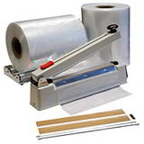 200MM SUPER ECO HEAT SEALER 150G LAYFLAT KIT