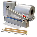 400MM SUPER ECO HEAT SEALER 500G LAYFLAT KIT