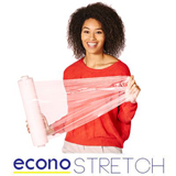 ECONOSTRETCH VALUE PALLET WRAP 400mmx300m 17mu
