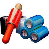 Coloured Cast Stretch Film Mini Rolls