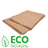 Recycled Brown Kraft Paper Sheets