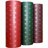 Patterned Kraft Paper Rolls