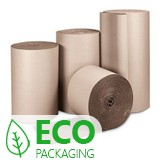 CORRUGATED PAPER ROLL 300mmx75m