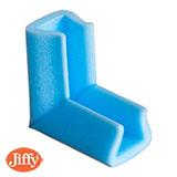 Jiffy U Profile Foam Corner Protectors