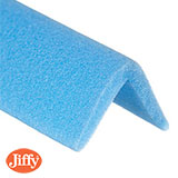 JIFFY L PROFILES 50 x 50mm BLUE 240x2m  480m