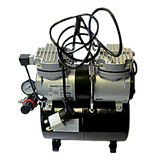 AIR COMPRESSOR MACHINE - 3.5 LITRE CAPACITY - EACH