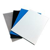Correx® Corrugated Plastic Sheets