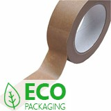 SELF ADHESIVE KRAFT TAPE 25MM BROWN PACK 72