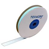 SELF ADHESIVE HOOK TAPE 25mm x 25m WHITE