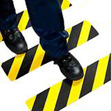 ANTI-SLIP TAPE 150mm X 18.3m YELLOW