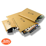 Gold Jiffy Airkraft Padded Bags