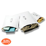 White Jiffy Mailmiser Bags