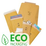Bio-Degradable Jiffy Padded Bags