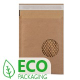Honeycomb Paper Padded Envelopes