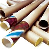 Medium Duty Cardboard Postal Tubes