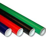 Coloured Postal Tubes
