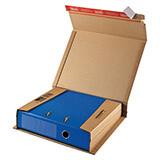 COLOMPAC UNIVERSAL FILE BOX BROWN 320x290x35-80mm