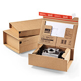 ColomPac® Quick Erect Postal Boxes