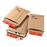 COLOMPAC PREMIUM CARDBOARD ENVELOPE 185x270x-50mm