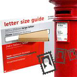 Royal Mail Large Letter Packaging