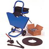 Standard Tensioner & Sealer Steel Strapping Kit