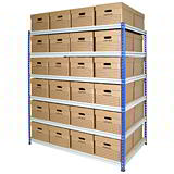 Archive Storage & Shelving System