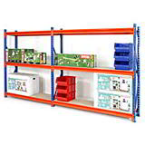 Heavy Duty Longspan Racking