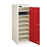 8 Shelf Storage Locker