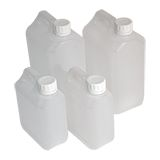 NATURAL PLASTIC JERRY CANS 1L
