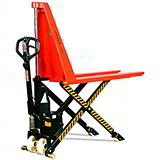 HIGH LIFT ELECTRIC PALLET TRUCK 680 x 1170