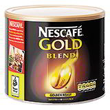 NESCAFE GOLD BLEND COFFEE - 500g TUB