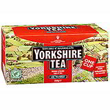 YORKSHIRE TEA BAGS SOFT WATER - ONE CUP BAG - PK 480