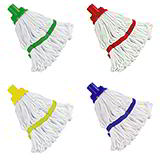 Colour Coded Mops
