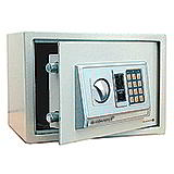 10 LITRE SAFE- 8kg - 250x230x340mm EXT.