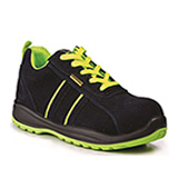 RUGGED TERRAIN SAFETY ANKLE TRAINER - BLACK/GREY (05)