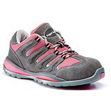WOMENS SAFETY TRAINER - PINK (3)