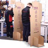Cardboard Screens
