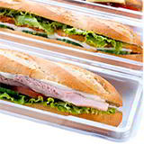 BAGUETTE CONTAINER SMALL 180 x 75 x 75
