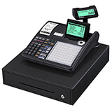 CASIO CASH REGISTER SE-C3500