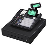 CASIO CASH REGISTER SE-C450