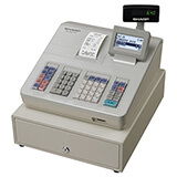 SHARP CASH REGISTER XE-A207 WHITE
