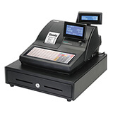 SAM4S NR-520 FLAT CASH REGISTER