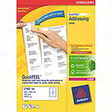 Avery Laser Address Labels