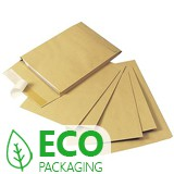 EXPANDABLE ENVELOPES C5 WHT PLAIN 229x162x25mm 120gsm