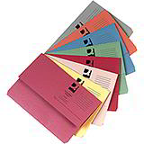 DOCUMENT WALLETS - A4 & FOOLSCAP - BUFF