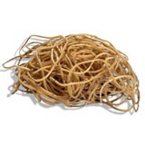 RUBBER BANDS - SIZE 10 - 31.8mm x 1.6mm