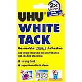 UHU WHITE TACK - 62g - HANDY