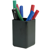 DESKTOP PEN HOLDER POT- BLACK